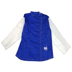 MAX Safety Welding Jacket Blue