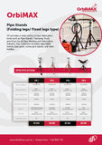 Pipe Stands Chart
