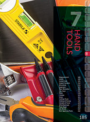 SFI Catalogue Jan 2016  7 Hand Tools