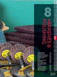 08 SFI Catalogue Jan 2016 8 Abrasives