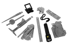 Contents of Weld Inspection Kit