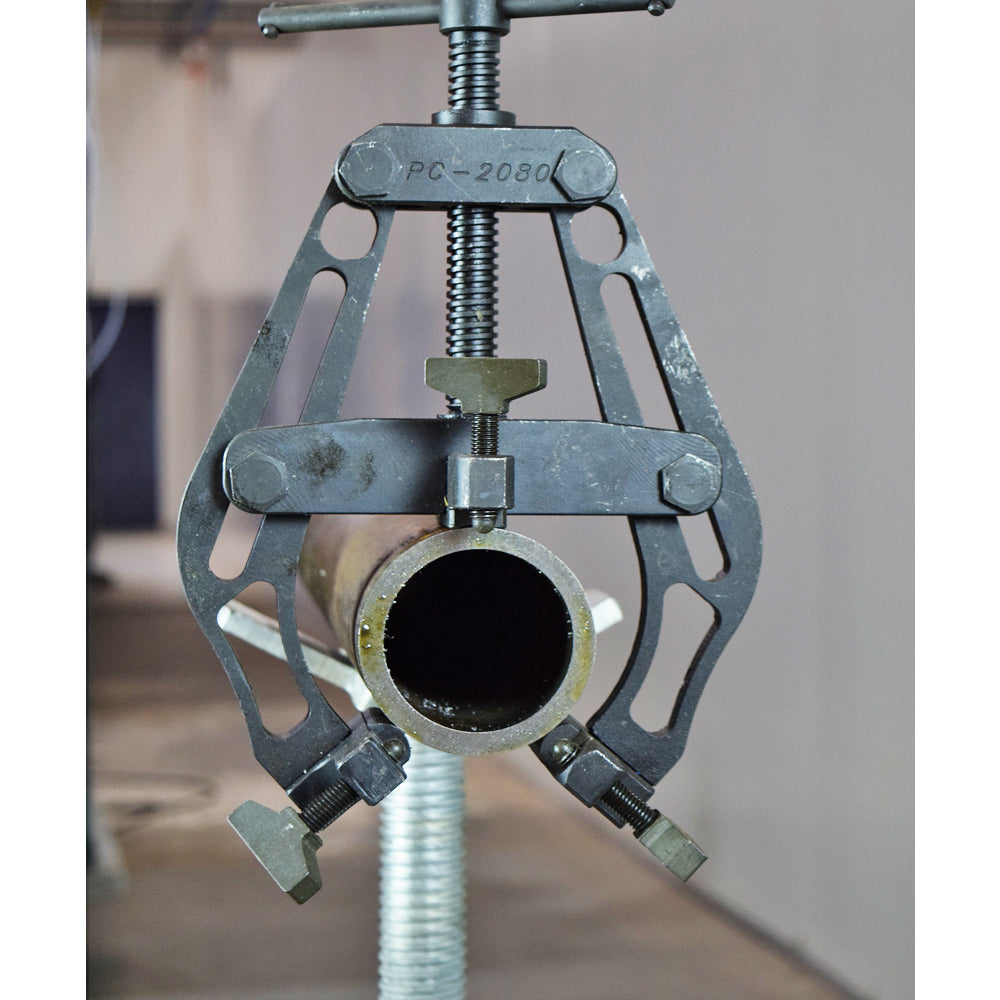 Orbimax P-Series 3 Point Pipe Clamp