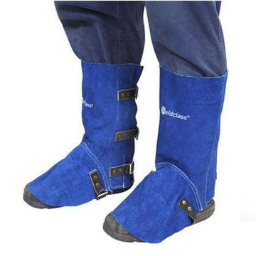 Leather Welding Spats - SFI Orbimax