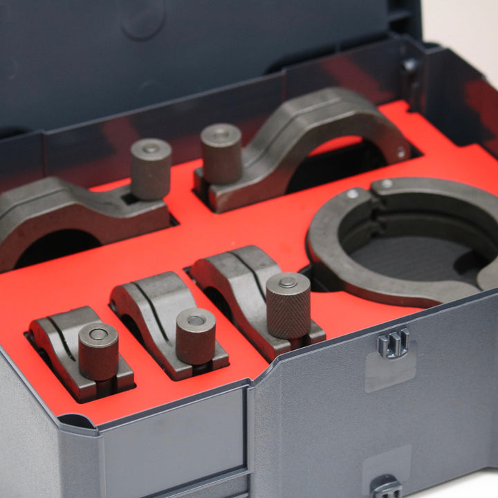 "Pro Series Cutting Block Set 1-4"" Complete Kit"