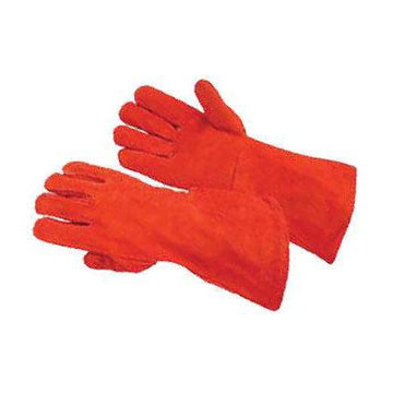 Red Welding Gloves - SFI Orbimax