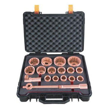 "Socket Set 1"" Drive 18 Piece - SFI Orbimax"