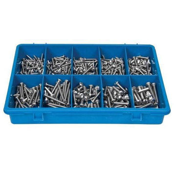 Stainless Steel Self Tapping Screws - SFI Orbimax