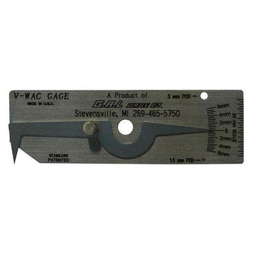 VWAC Weld - Accept Gauge - Cat 5