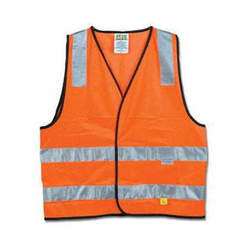Vest - Orange Day & Night - SFI Orbimax