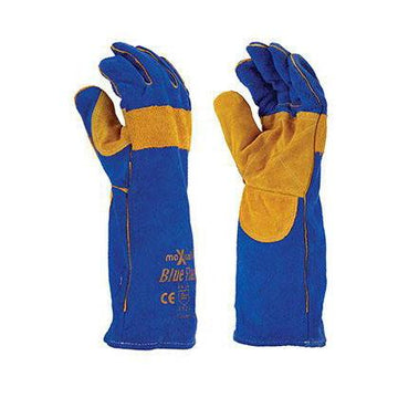 Welding Blue Flame Kevlar Gloves - SFI Orbimax