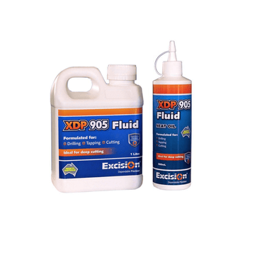 XDP905 Oil Fluid - sizes
