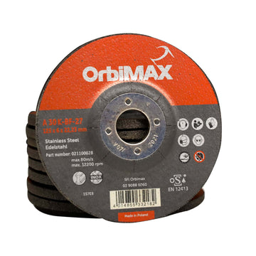 Grinding Wheels Orbimax 5 7/8 x 6.0 (10/bx)