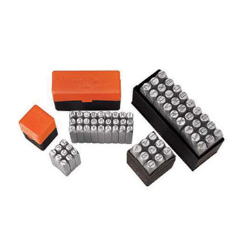 Letter - Number Punch Set - SFI Orbimax