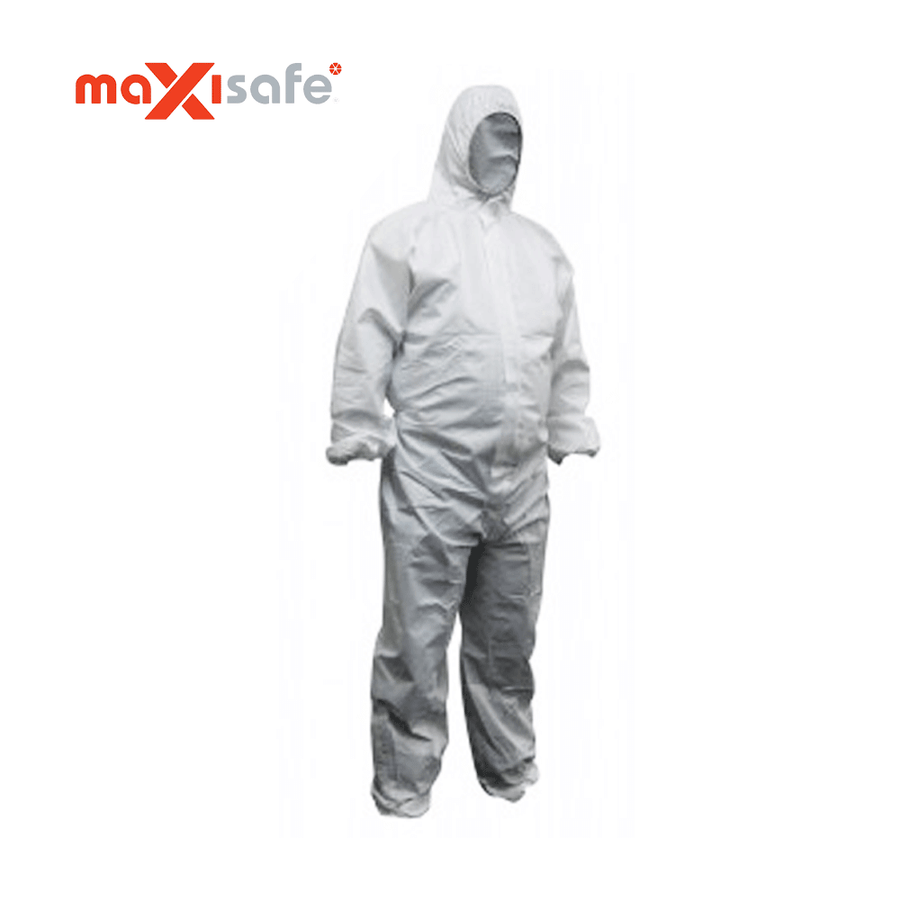 Disposable Coveralls Maxisafe