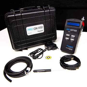 OrbiMax Pro Ox-100 Oxygen Monitor & Accessories Kit - SFI Orbimax
