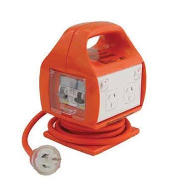 RCD Power Box - SFI Orbimax