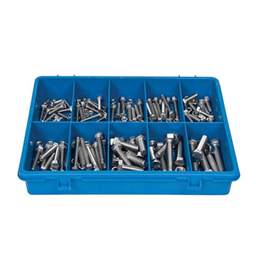 Stainless Steel Hex Bolt & Nuts - SFI Orbimax
