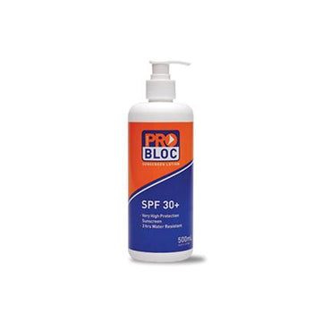 Sunscreen 500ml - SFI Orbimax