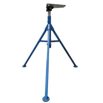PIPESTAND TYPE 4 FOLDING LEG VISE STAND STD HEAD