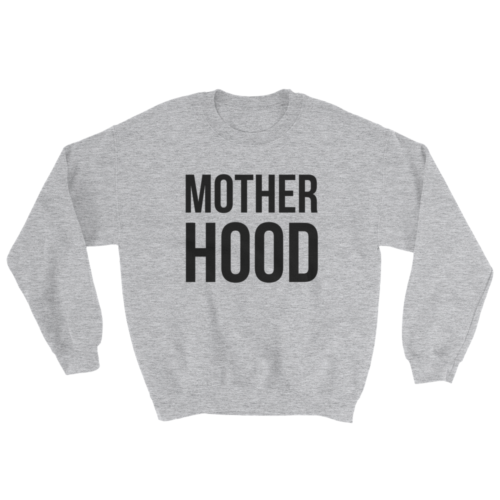 Motherhood Crewneck