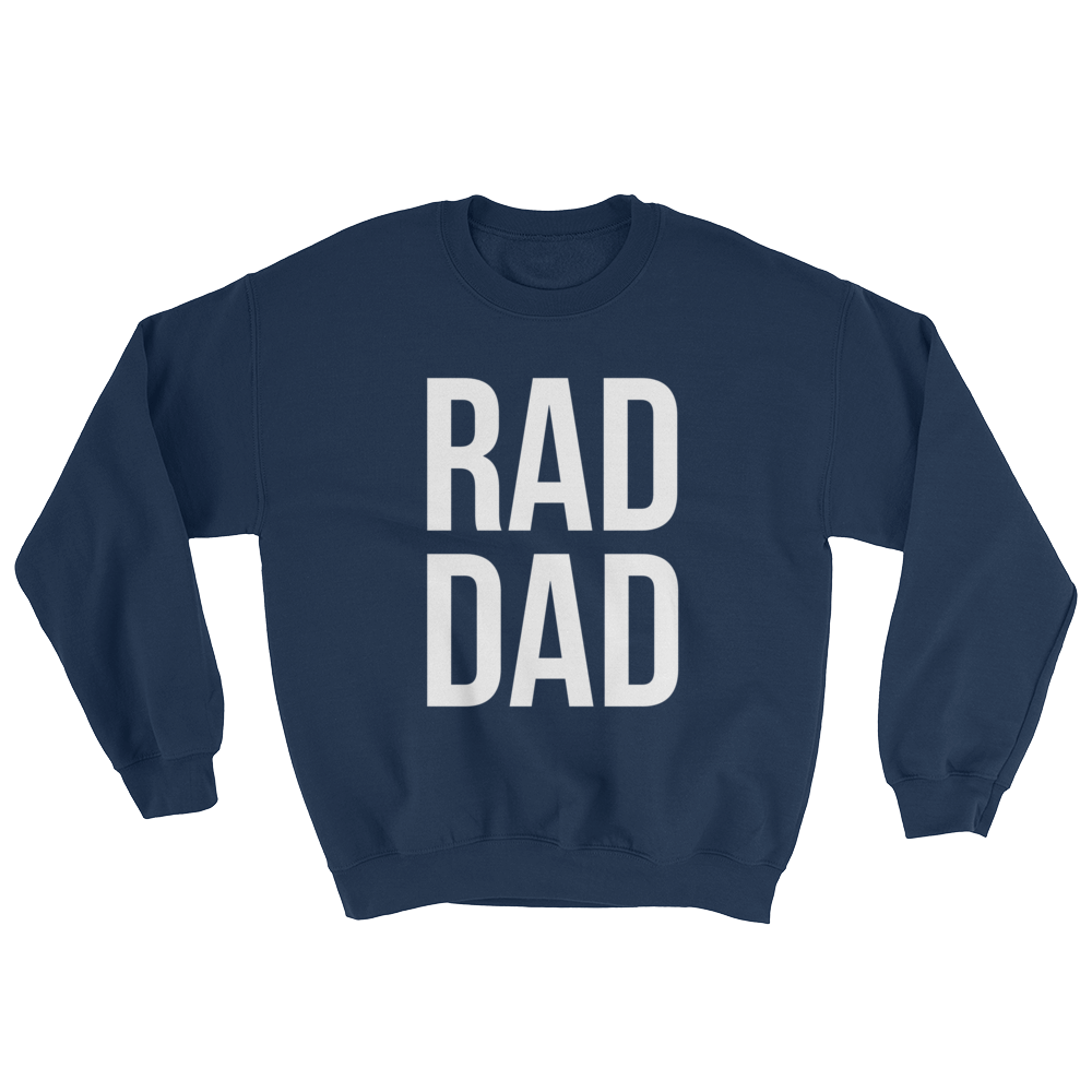 Rad Dad Crewneck