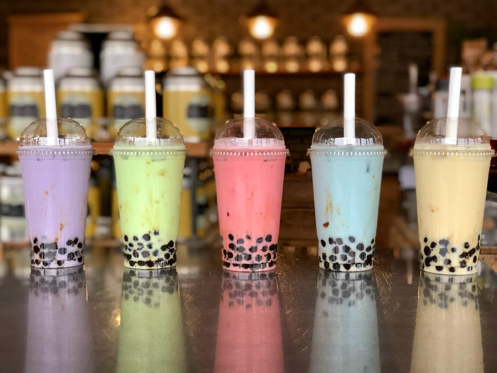 Three 6 Tea Bubble Tea