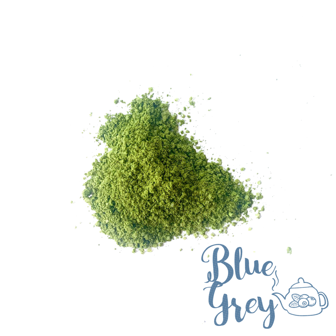 Three 6 Tea - Organic Blue Grey - Matcha Burst