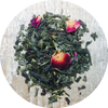 Three 6 Tea Cherry Rose Blossom