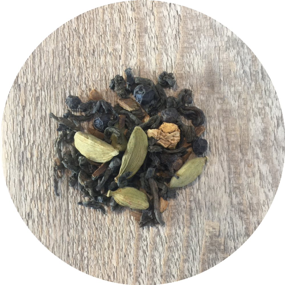 Three 6 Tea - Cinnamon Chai - Pu-erh Tea