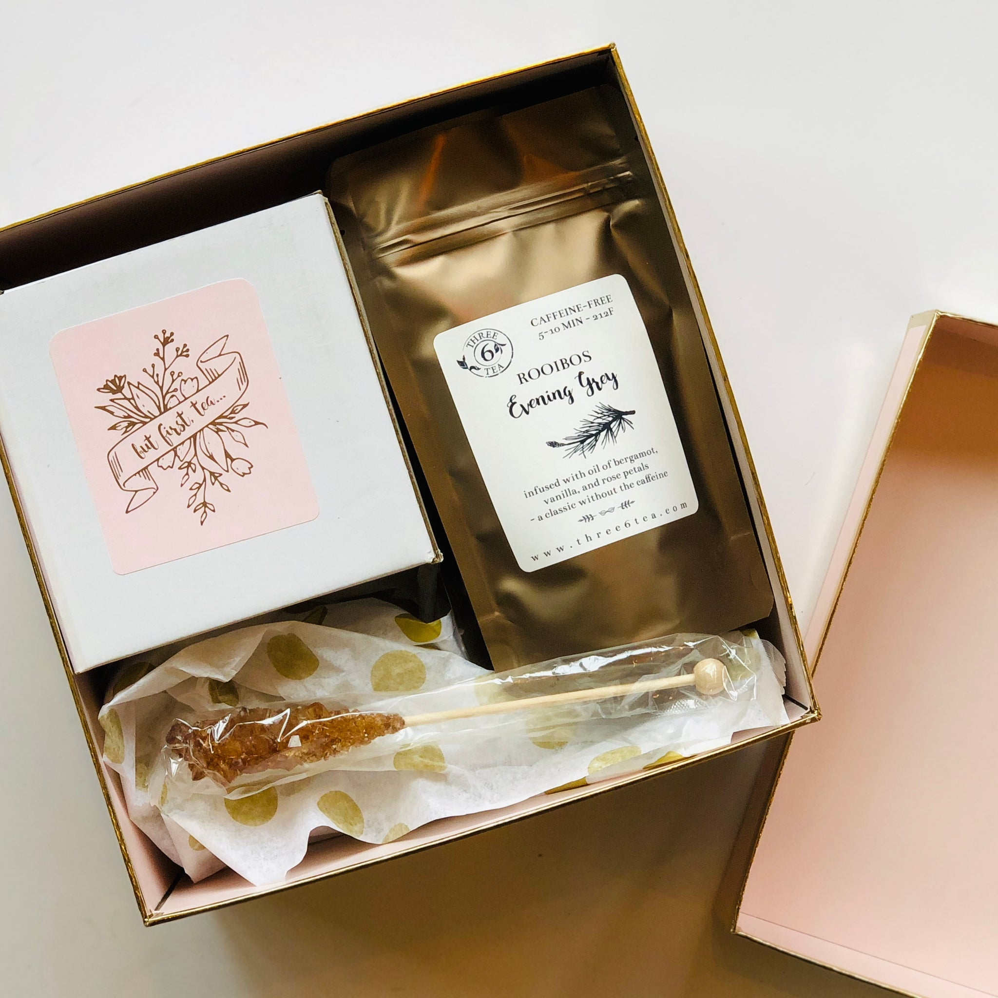 Three 6 Tea - You're My Cup of Tea Gift Set