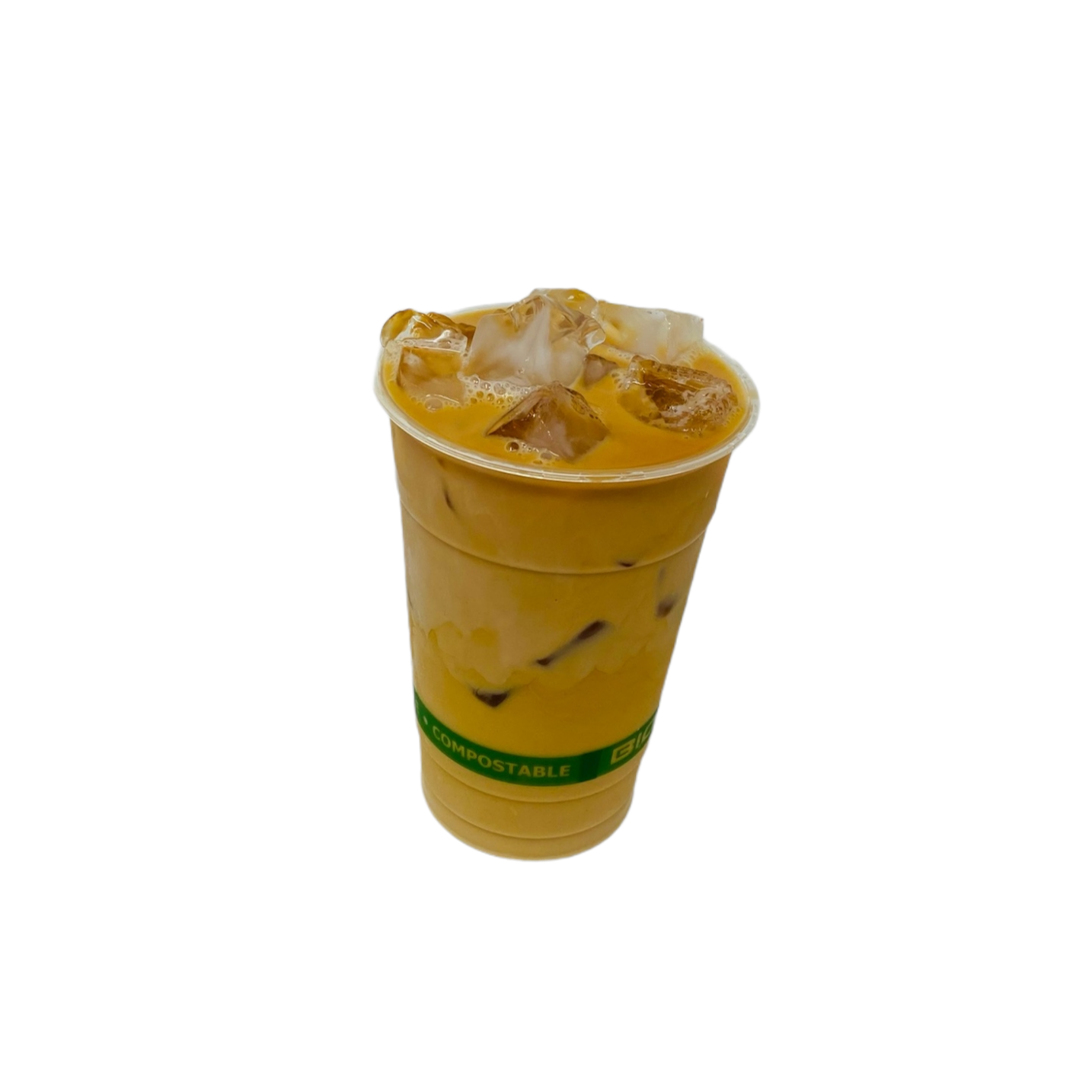 Iced Tea Latte