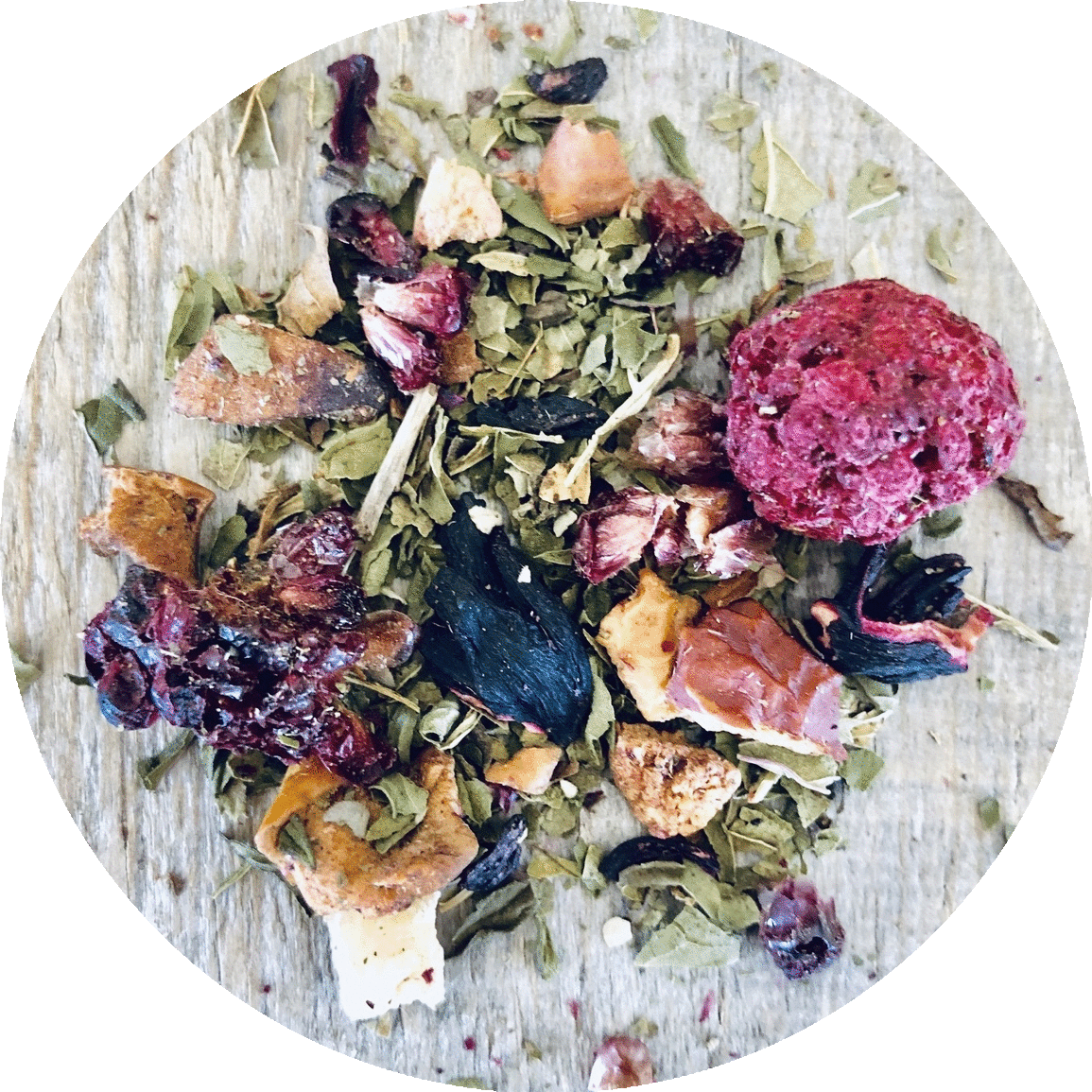 Three 6 Tea - Mintberry - Fruit Tisane