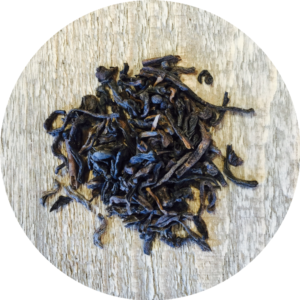 Three 6 Tea - Organic Pu-erh - Pu-erh Tea