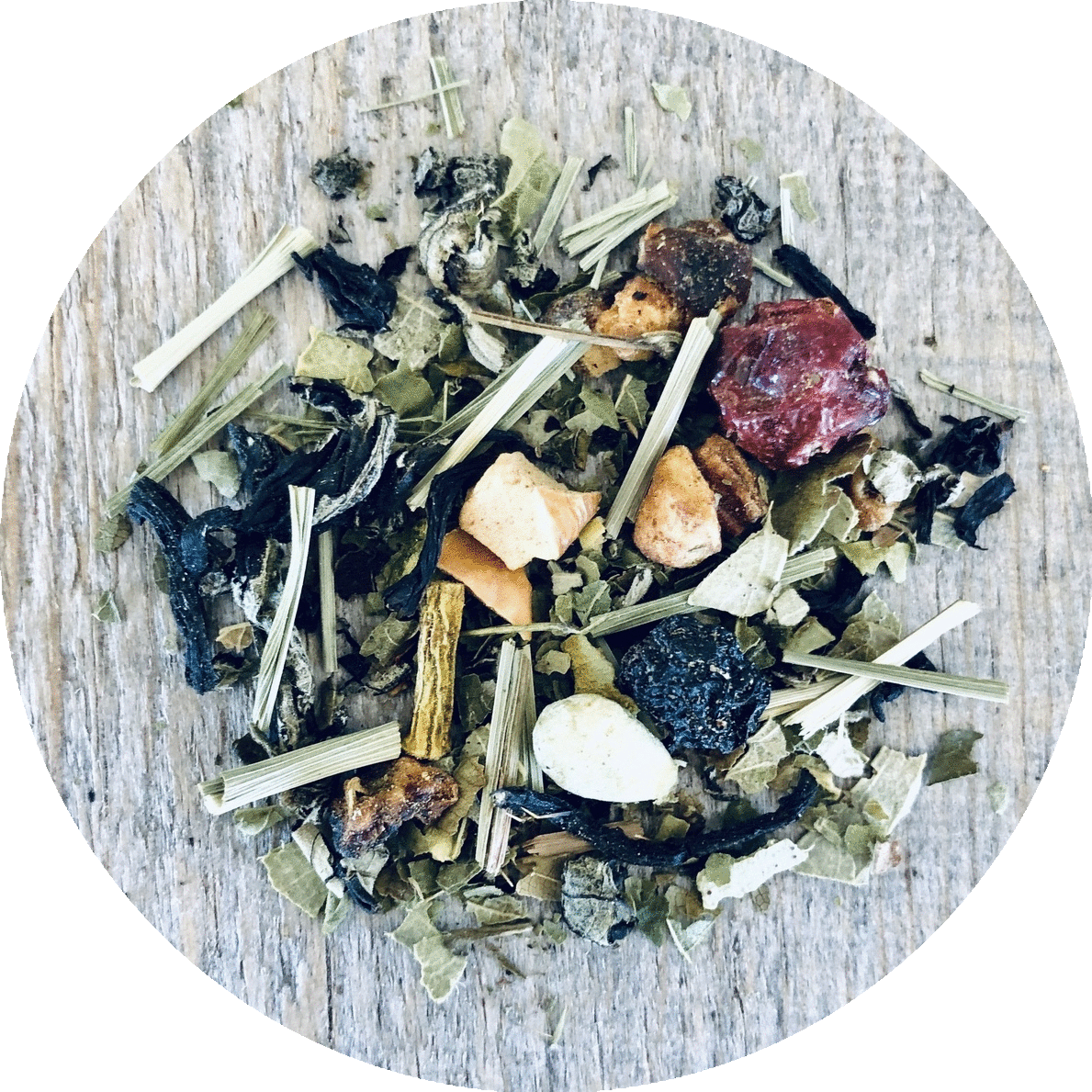 Three 6 Tea - Pineberry - Herbal Tisane