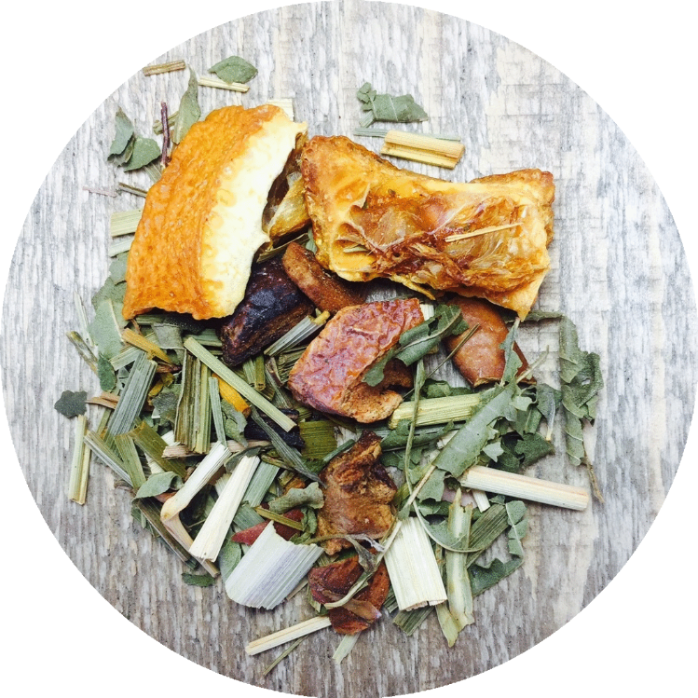 Three 6 Tea - Vanilla Lemongrass - Herbal Tisane
