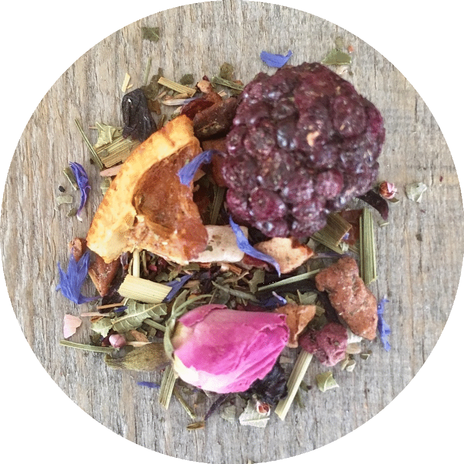Three 6 Tea Wonderland Fruit Tisane