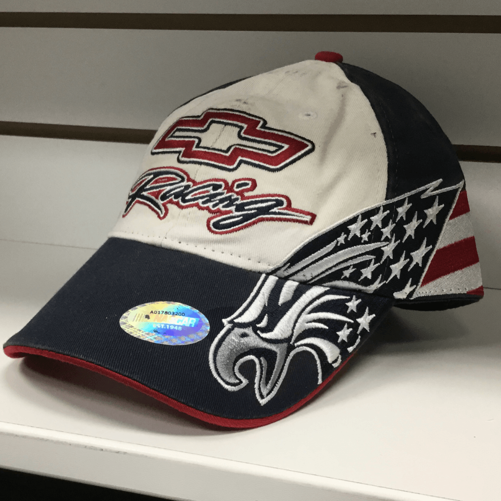Nascar Chevy Racing Hat