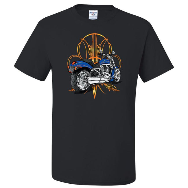 Motorcycle Design T Shirt