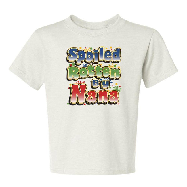 Spoiled Rotten By Nana T Shirt Youth T-Shirt Calico Ink