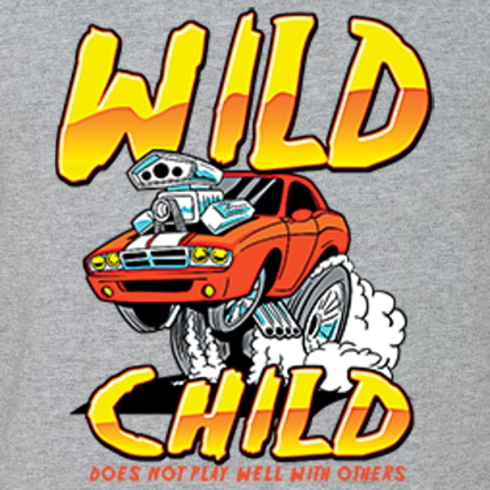 Wild Child, [product_type} - Calico_Ink