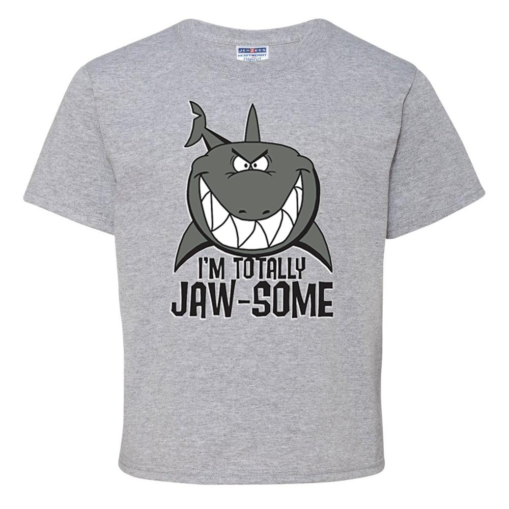 I'm Totally Jaw-Some, [product_type} - Calico_Ink