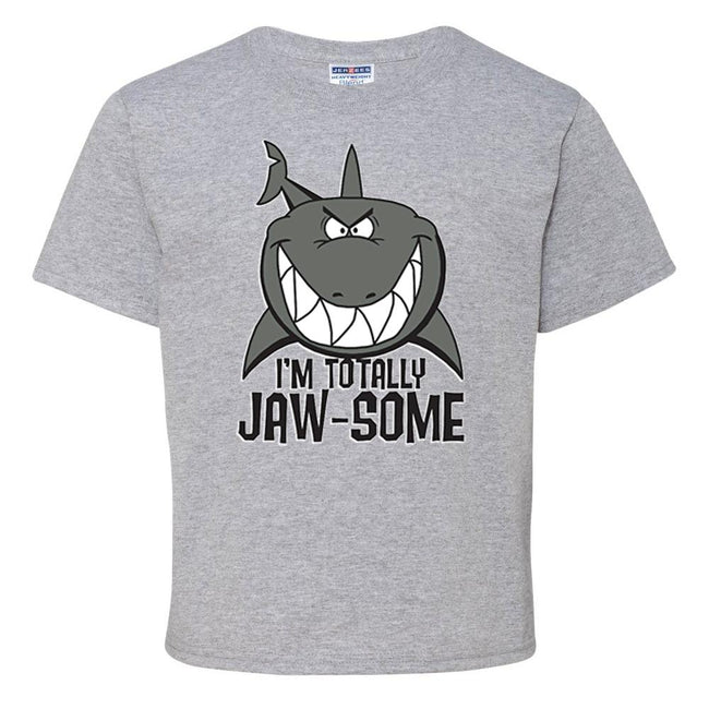 I'm Totally Jaw-Some T Shirt Youth T-Shirt Calico Ink