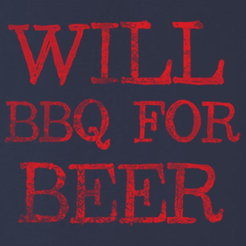 Will work for beer Calico ink t shirt