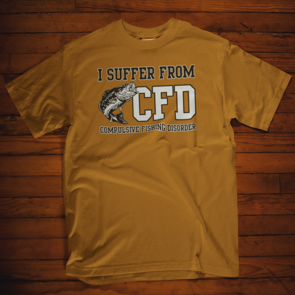 I Suffer From CFD, [product_type} - Calico_Ink