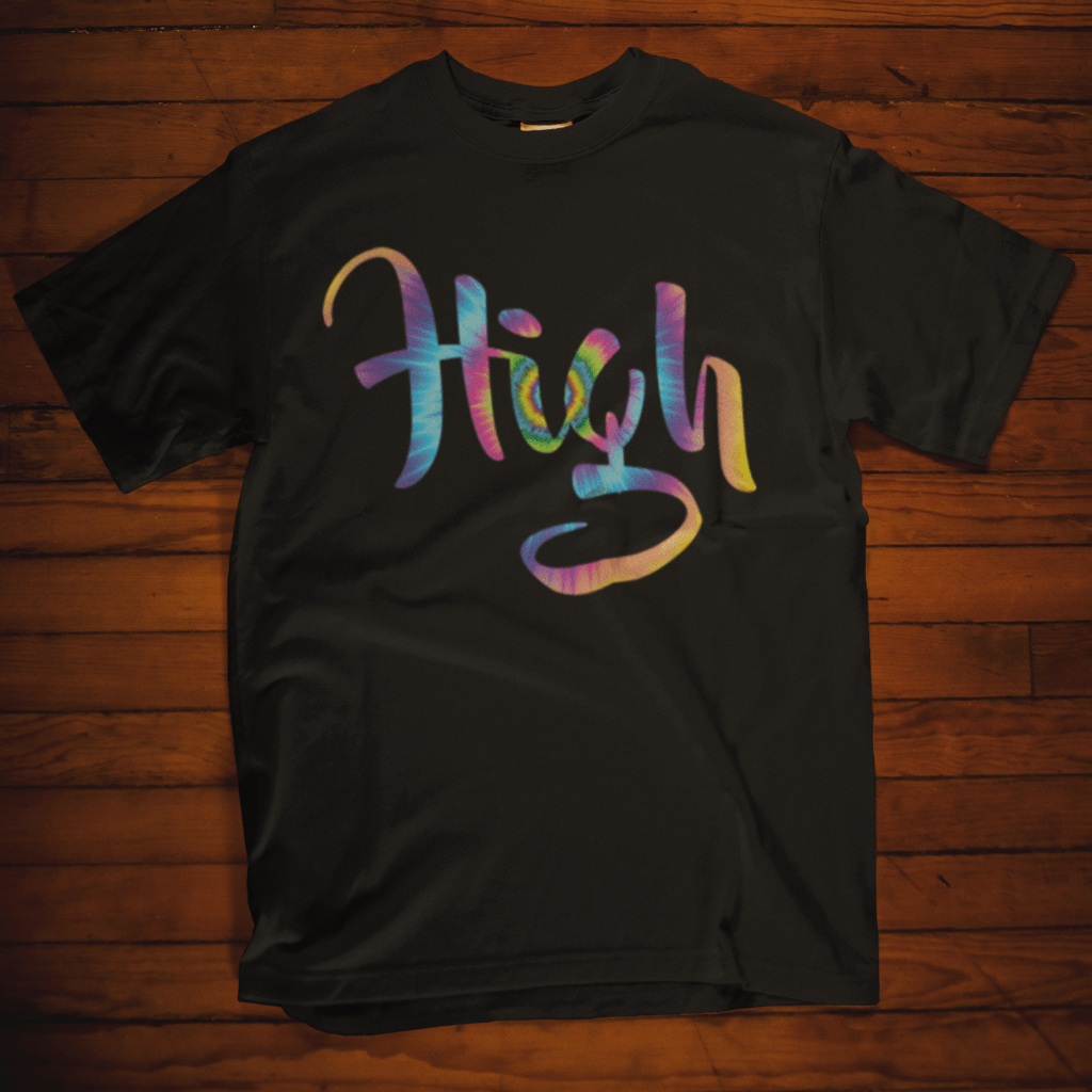High T Shirtby calico ink