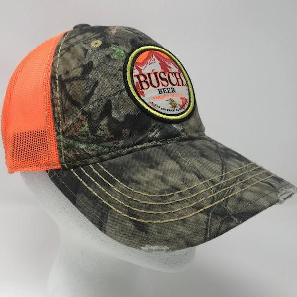 Busch Beer Hat by calico_ink