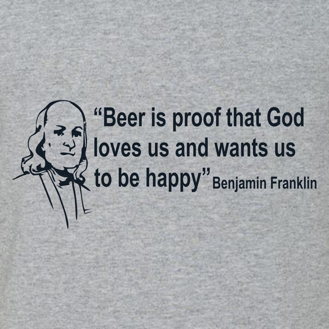 Beer Is Proof God Loves Us, [product_type} - Calico_Ink