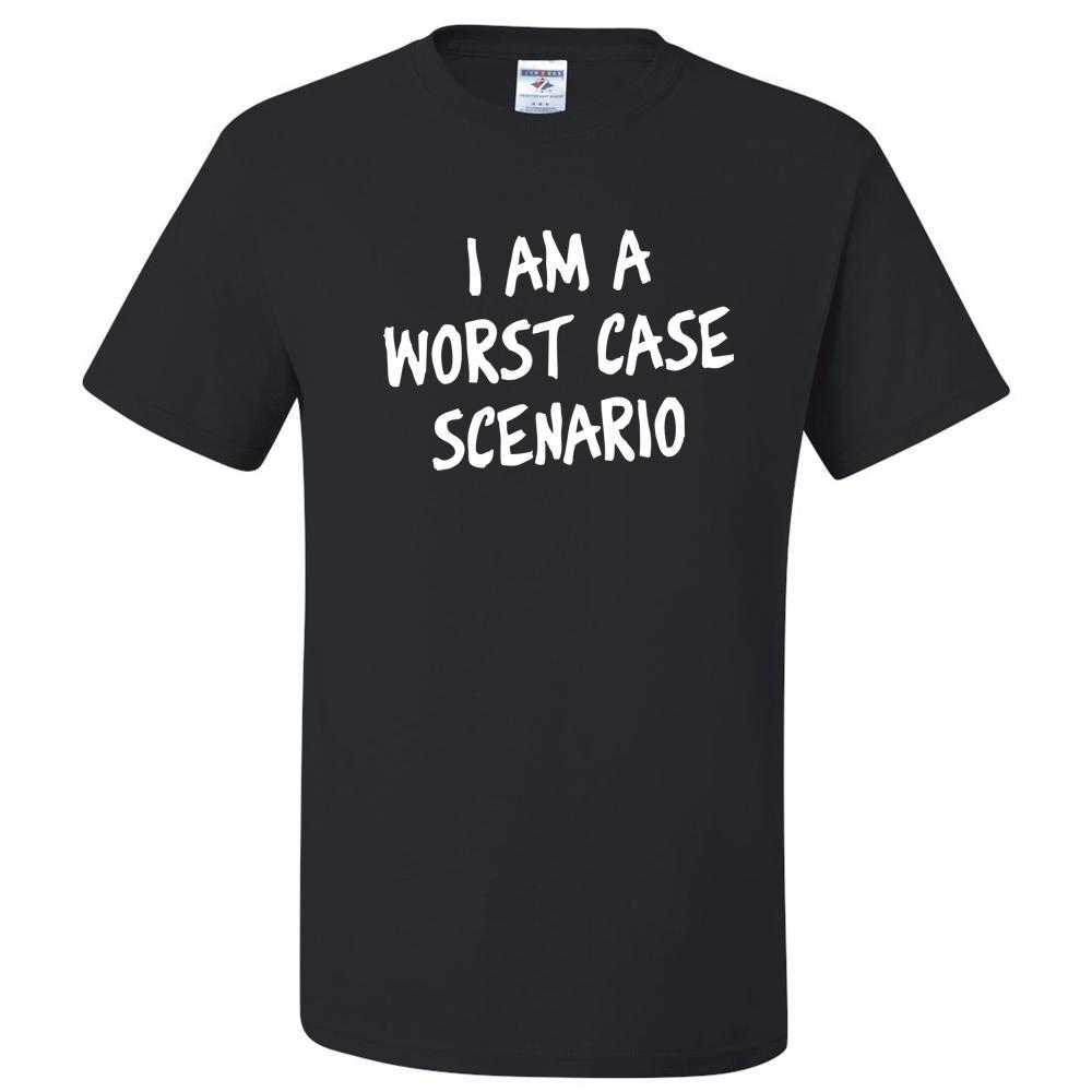 I Am A Worse Case Scenario, [product_type} - Calico_Ink