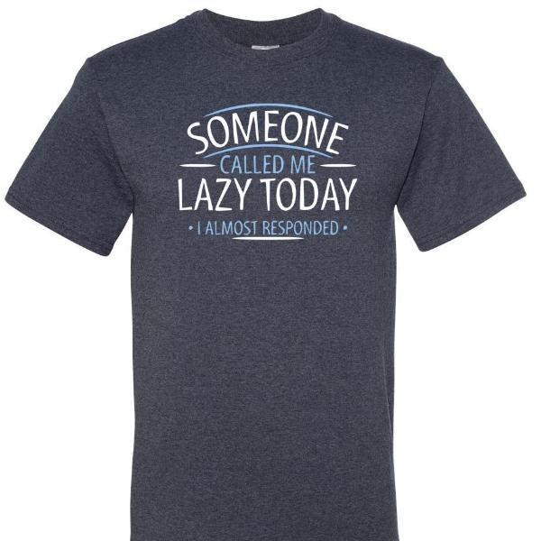Someone Called Me Lazy Today, [product_type} - Calico_Ink