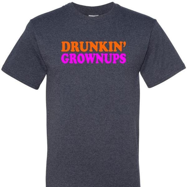 Drunkin Grown Ups, [product_type} - Calico_Ink